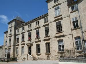 Mairie de Pignan ou Château du Comte de Turent